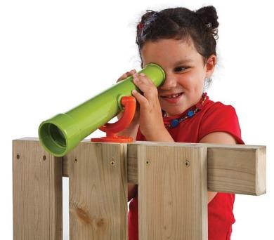 CUBS k dětskému hřišti - zelená