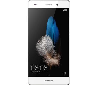 Huawei P8 Lite DS - bílý + DOPRAVA ZDARMA