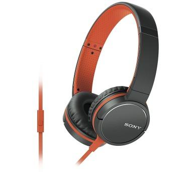 Sony MDRZX660APD.CE7 - oranžová