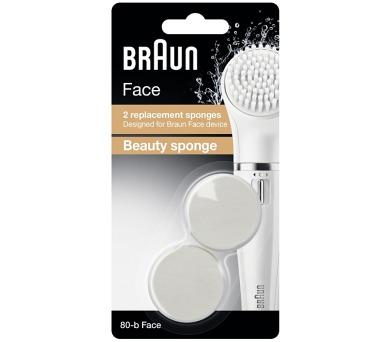Braun Face 80B + DOPRAVA ZDARMA