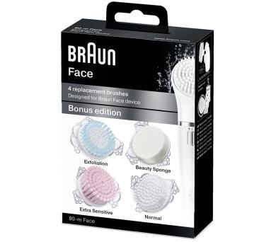 Braun Face 80M bonusová edice + DOPRAVA ZDARMA