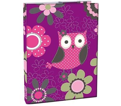 Stil A4 s klopou Owl