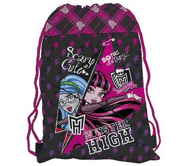 Sáček na přezůvky P + P Karton Monster High