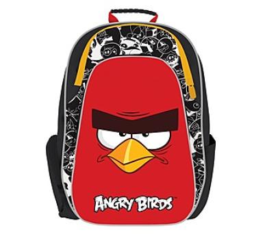 Batoh školní P + P Karton anatomický Angry Birds + DOPRAVA ZDARMA