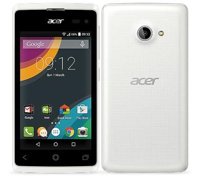 Acer Liquid Z220 - bílý + DOPRAVA ZDARMA