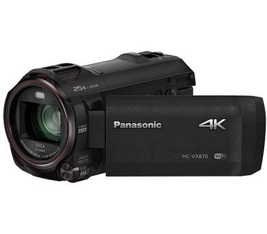 Panasonic HC-VX870EP-K,černá + DOPRAVA ZDARMA