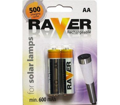 Raver baterie nabíjecí HR06 (AA)