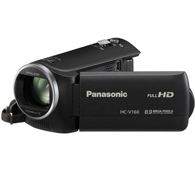 Panasonic HC-V160EP-K + DOPRAVA ZDARMA
