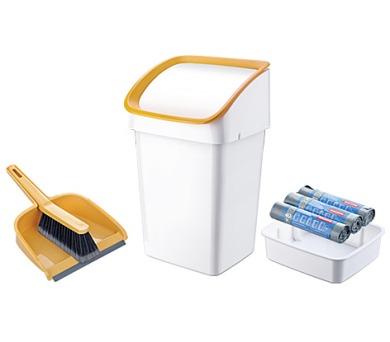 Odpadkový koš CLEAN KIT 21 l + DOPRAVA ZDARMA