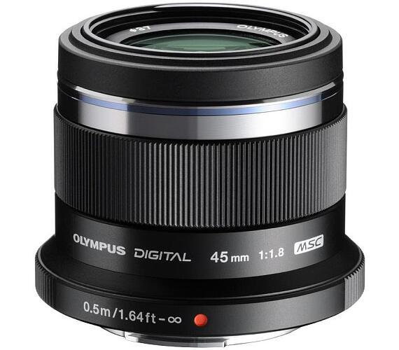 Olympus 45mm / 1:1.8 (ekv. 90mm) + DOPRAVA ZDARMA