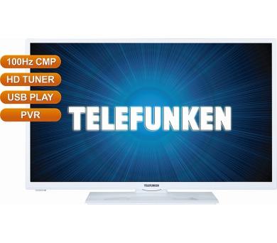 Telefunken T32TX275DLBP-W + DOPRAVA ZDARMA