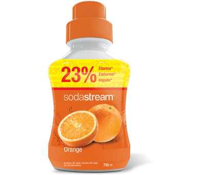 SodaStream Orange 750 ml