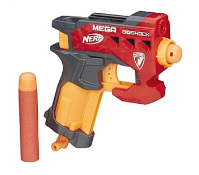 Mega nejmenší mega pistole
