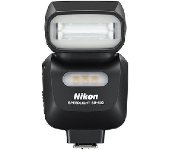 Nikon SB-500 + DOPRAVA ZDARMA