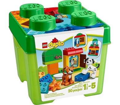 Stavebnice Lego® DUPLO Kostičky 10570 Dárková sada vše v jednom