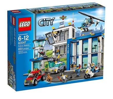 Stavebnice Lego® City 60047 Policejní stanice