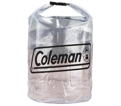 Coleman Dry Gear Bags Small 20l - průhledná