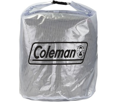 Coleman Dry Gear Bags Large 55l - průhledná + DOPRAVA ZDARMA