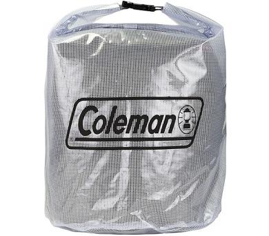 Coleman Dry Gear Bags Large 55l - průhledná