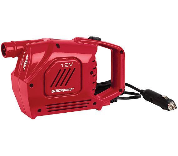 Coleman Quickpump™ 12V - červená + DOPRAVA ZDARMA