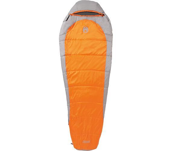 Coleman Silverton Comfort 150 - oranžová/šedá + DOPRAVA ZDARMA