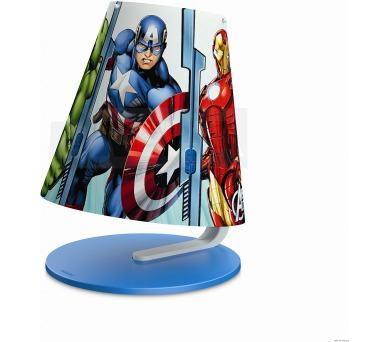 DISNEY LAMPA STOLNÍ Avengers 1x3W Massive 71764/35/16 + DOPRAVA ZDARMA