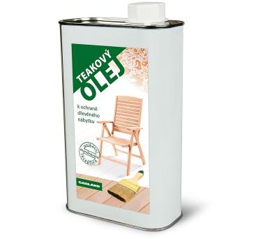 Garland Teakový olej 1l