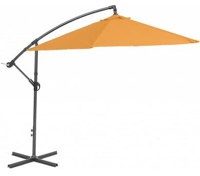 Slunečník Garland Miami boční 2,7 m (oranžový) + DOPRAVA ZDARMA