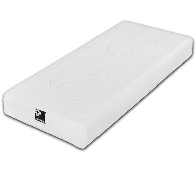 C1000 White Hard (90x190) + DOPRAVA ZDARMA
