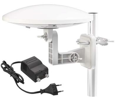EMOS BEN-9016C venkovní anténa 46 dBi LTE/4G filtr