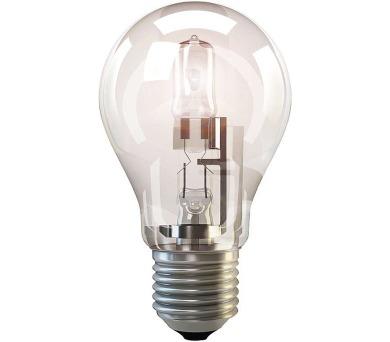 Halogenová žárovka ECO A55 53W E27 teplá bílá