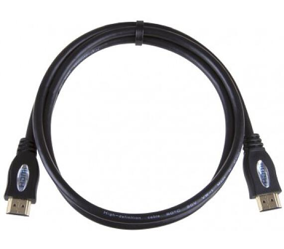 HDMI 1.4 high speed kabel ethe. A vidlice-A vidlice 1,5m ECO