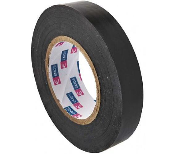 Izolační páska PVC 15mm / 10m černá + DOPRAVA ZDARMA