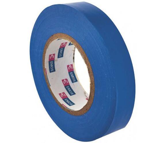 Izolační páska PVC 15mm / 10m modrá + DOPRAVA ZDARMA