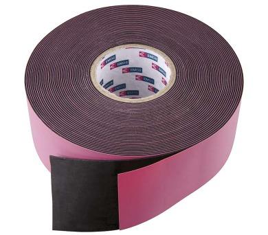 Izolační páska samovulkanizační 38mm / 10m černá + DOPRAVA ZDARMA