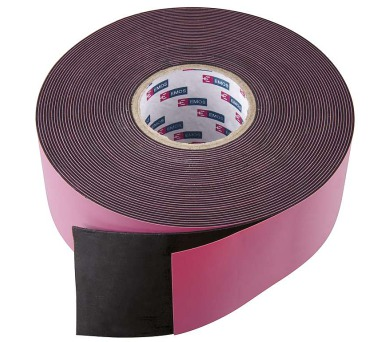 Izolační páska vulkanizační 38mm / 10m černá + DOPRAVA ZDARMA