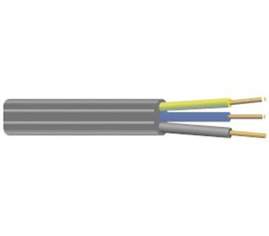 Kabel CYKYLO-J 3Cx1.5 plochý