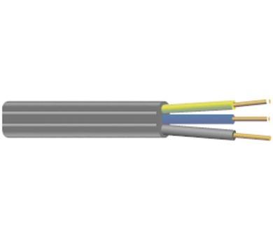 Kabel CYKYLO-J 3Cx2.5 plochý