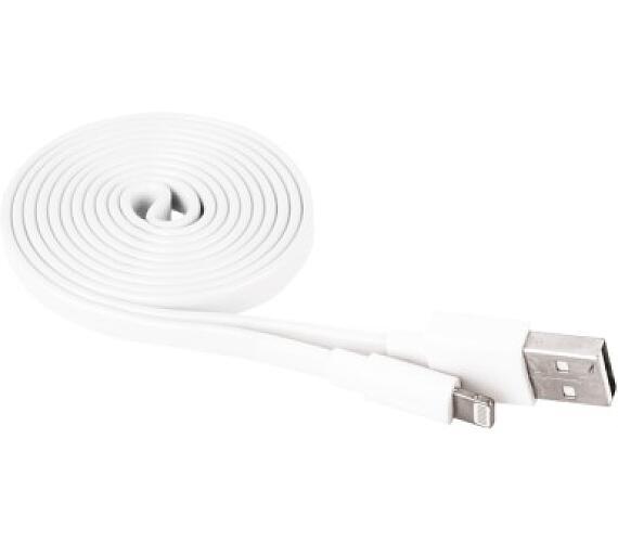 USB kabel 2.0 A/M - i16P/M 1m bílý