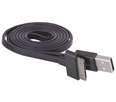 USB kabel 2.0 A/M - i30P/M 1m černý