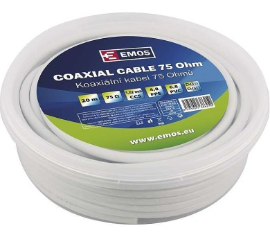 Koaxiální kabel CB130 20m