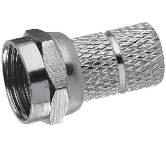 Konektor F vidlice pro koax CB113