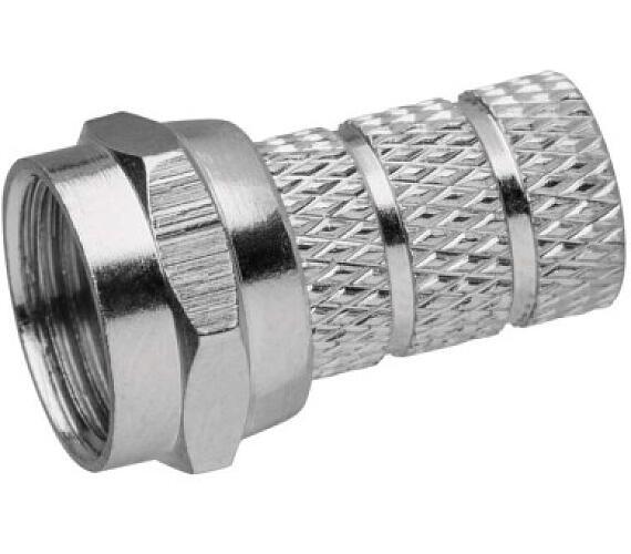 Konektor F vidlice pro koax CB500