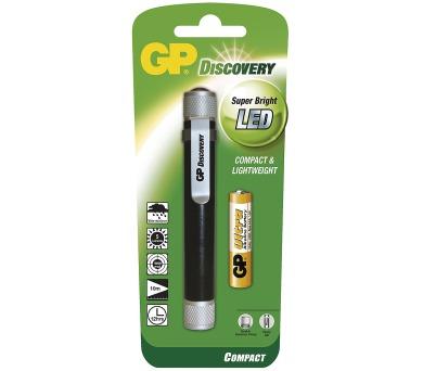 GP LCE205 + 1x AAA baterie GP Ultra