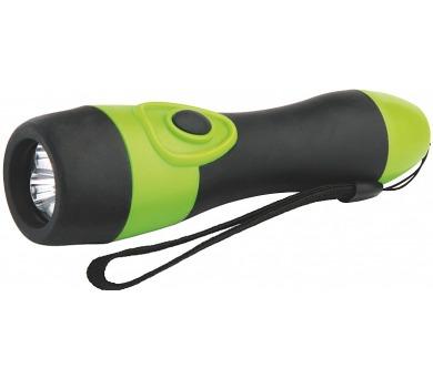 LED svítilna gumová