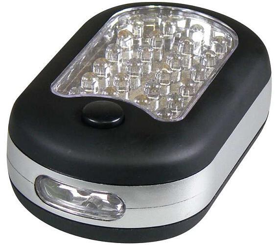 LED svítilna plastová