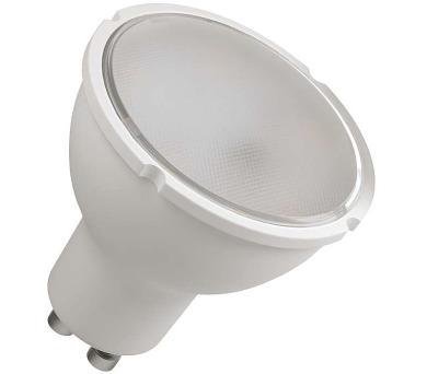 LED žárovka Classic MR16 7W GU10 teplá bílá