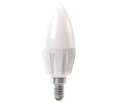 LED žárovka Premium Candle 6W E14 teplá bílá