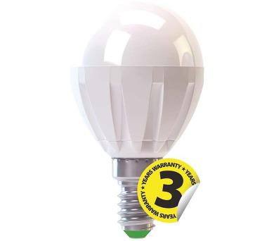LED žárovka Premium Mini Globe 6W E14 denní bílá