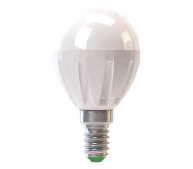 LED žárovka Premium Mini Globe 6W E14 teplá bílá